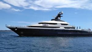 Berlabuh di Benoa, Ini Yacht Rp 3,5 Triliun yang Dikejar FBI