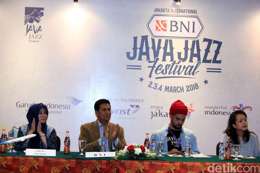 BNI Java Jazz Festival 2018 Siap Digelar