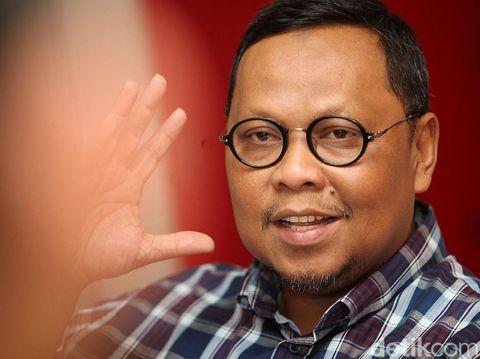 Ketua DPP PKB Lukman Edy.