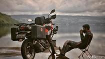 Traveling dengan Motor, Lebih Hemat Waktu!
