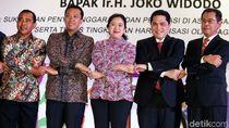 Kata Puan soal Erick Thohir yang Masuk Bursa Ketua Timses Jokowi