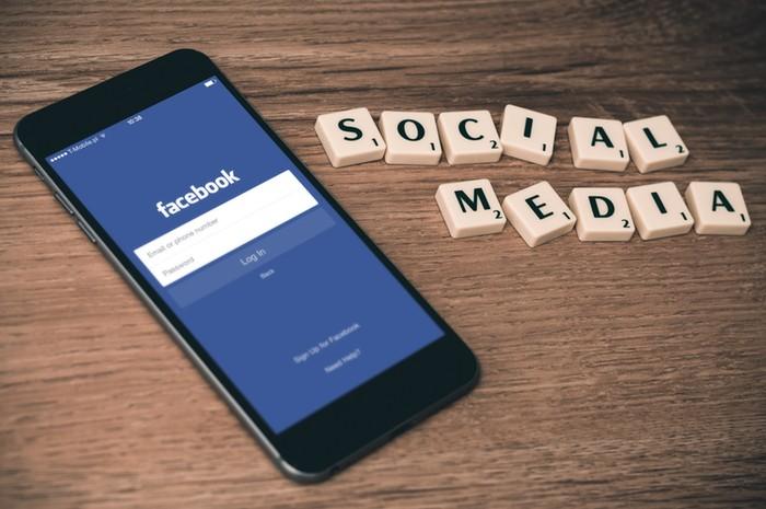 Aplikasi Facebook. Foto: unsplash