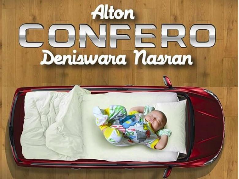 Bayi Confero Lahir Sehari Setelah Peluncuran Cortez Foto: Screenshot Instagram Wuling Motors Indonesia