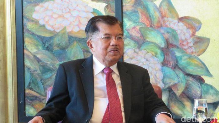 Foto: Wakil Presiden Jusuf Kalla (Noval-detikcom)