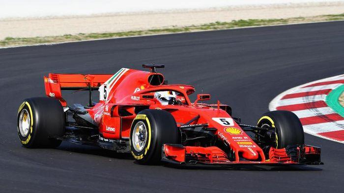 Sebastian Vettel (Foto: Mark Thompson/Getty Images)