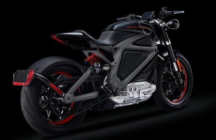 Harley-Davidson Listrik H-D Revelation