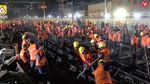 Foto: Wuih! China Cuma Butuh 9 Jam Bangun Stasiun Kereta Ini