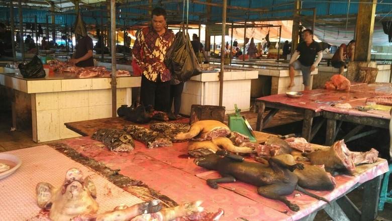 Pasar Ekstrem Tomohon