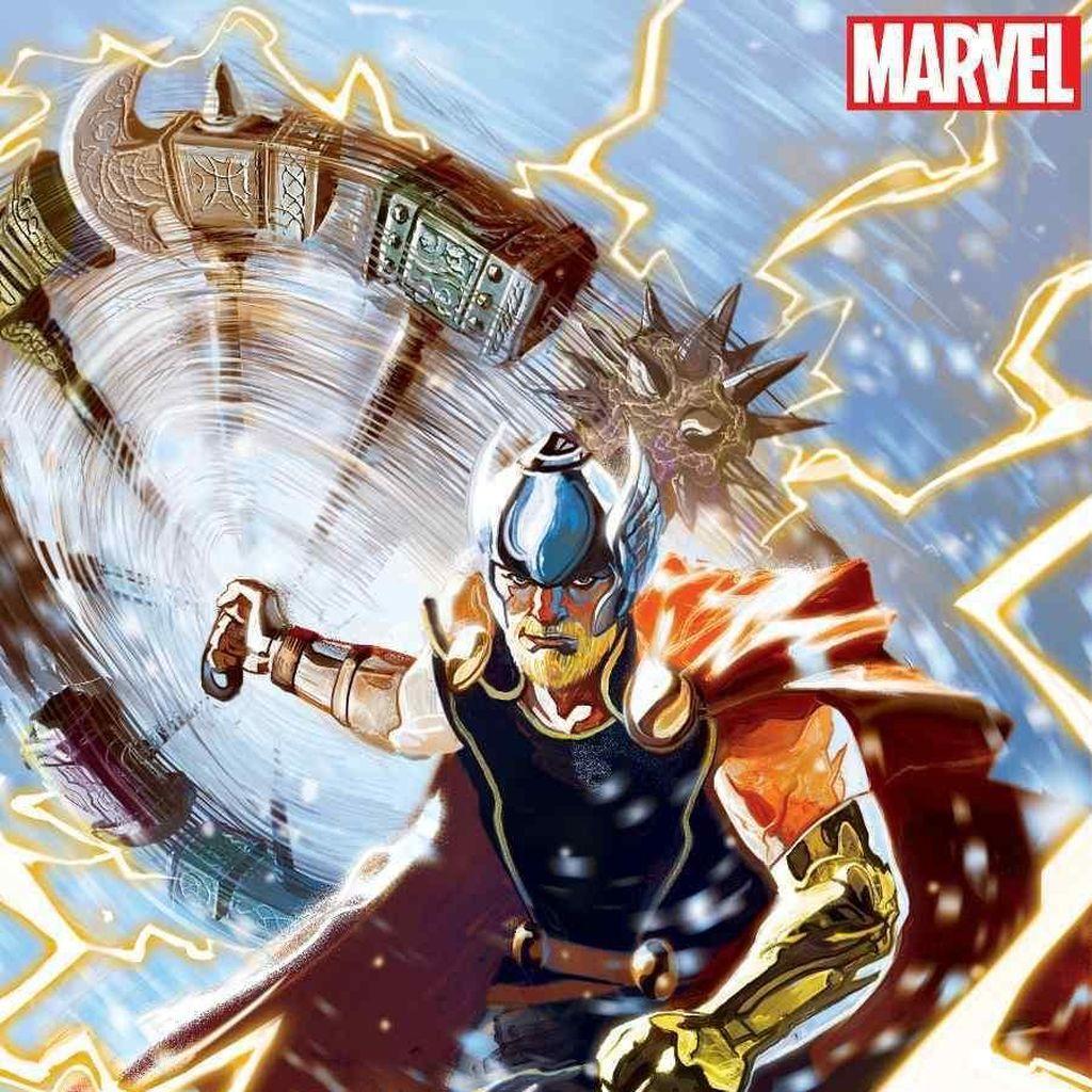 Marvel Perkenalkan Raja Thor Lewat Komik Pendek