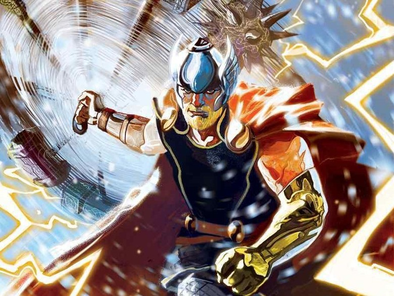Marvel Comics Goda Pembaca dengan Perubahan Thor