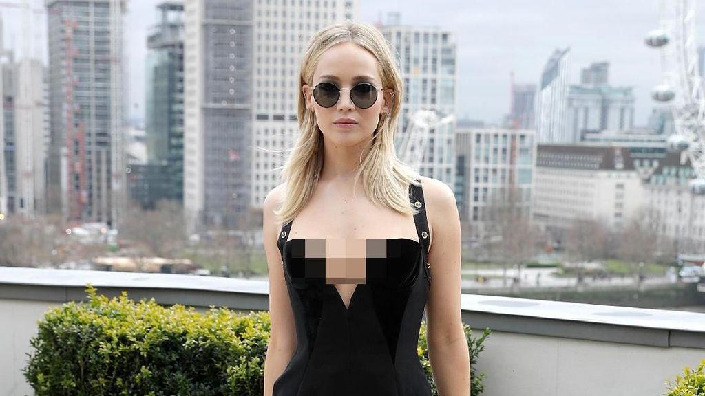 Dikritik Terlalu Seksi, Jennifer Lawrence Serang Balik Haters