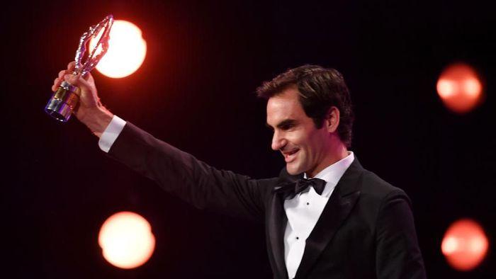 Laureus Award digelar tiap tahun sejak 2000 silam untuk menghargai kiprah para atlet, tokoh, dan tim olahraga dalam kurun waktu setahun. Tahun ini, Roger Federer menjadi bintang utama acara karena memenangi dua gelar, Sportsman of the Year dan Comeback of the Year. (Foto: Alexander Koerner/Getty Images for Laureus)