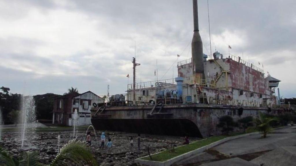 Kapal PLTD Apung, Saksi Bisu Dahsyatnya Tsunami Aceh 2004