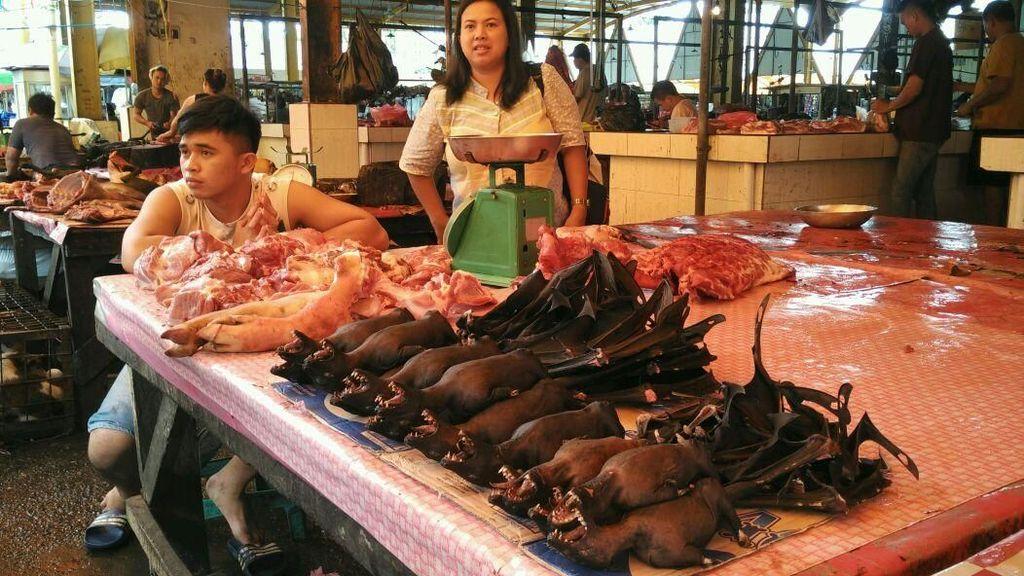 Bagaimana Pencegahan Virus Corona di Pasar Ekstrem Tomohon?