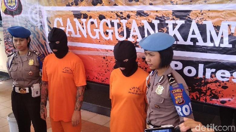 Artis Angela Lee Ditahan Polres Sleman dalam Kasus Penipuan