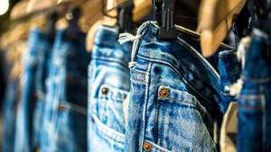 Pakai Teknologi Laser, Celana Levis Bisa Diproduksi dalam 90 Detik