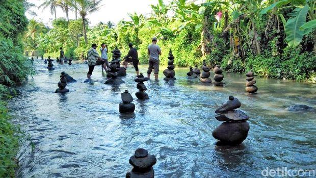 Rock Balancing di Sukabumi