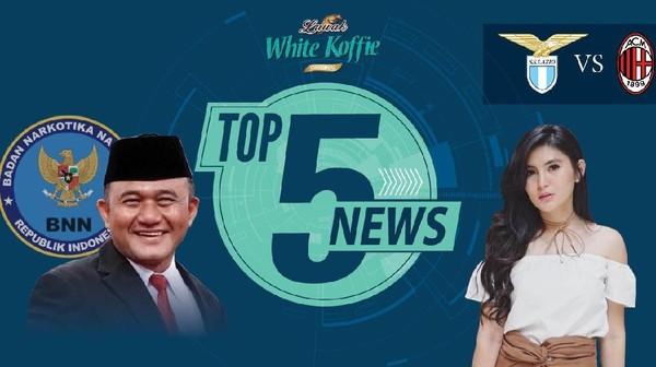 Angela Lee, Penipu Rp 12,1 M dan Heru Winarko Kepala BNN Baru