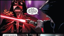 Darth Vader Muncul Perdana di Komik Non Star Wars