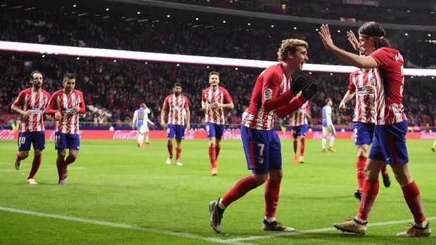 Dengan bertahan di Atletico Madrid Griezmann tetap menjadi bintang di klub tersebut.
