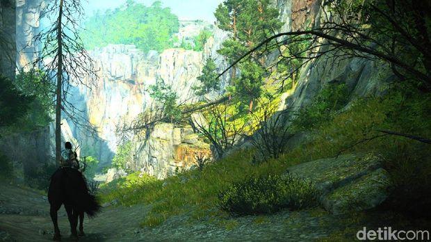 Shadow of the Colossus: Remake sempurna yang Layak Masuk GOTY 2018