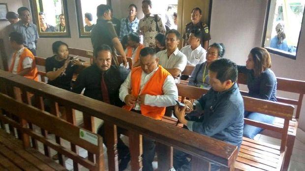 Eks Wakil Ketua DPRD Bali Terancam Hukuman Mati