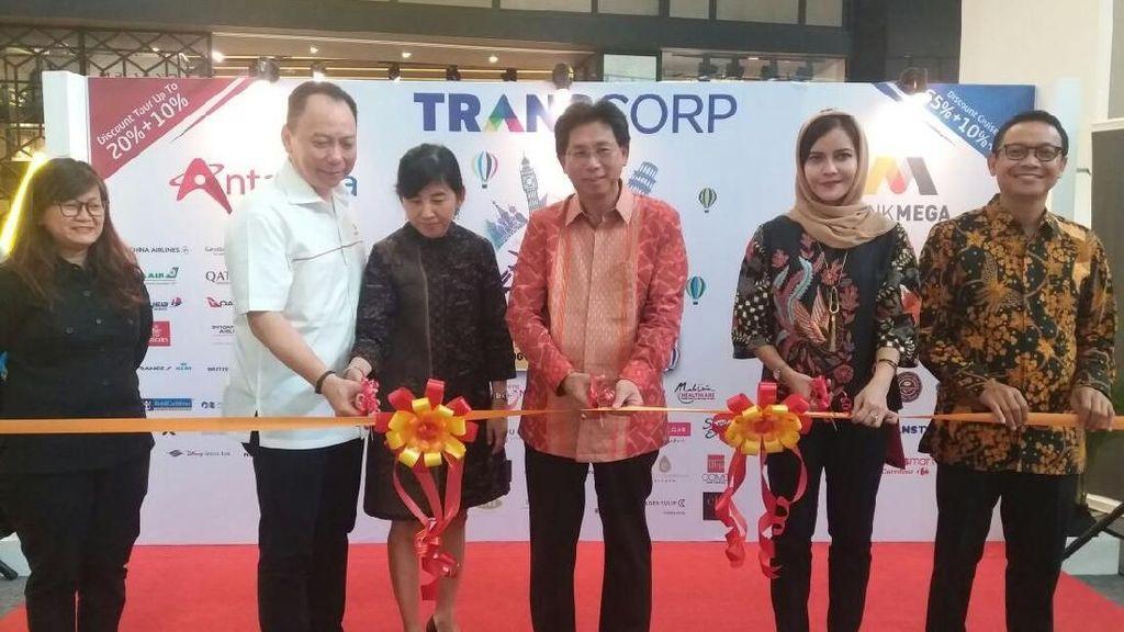 Ada Mega Travel Fair di Yogyakarta, Ayo Berburu Promo Liburan