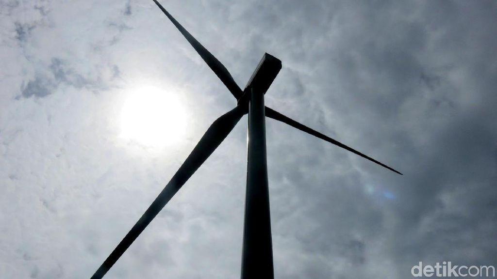Banyuwangi Bangun Pembangkit Listrik Tenaga Angin 50 MW