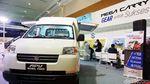 Foto: Suzuki Mega Carry Bersolek Semakin Kece