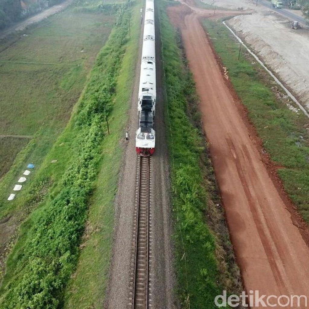 Kereta Api Perintis di Aceh Tak Beroperasi 7 Hari, Ini Sebabnya