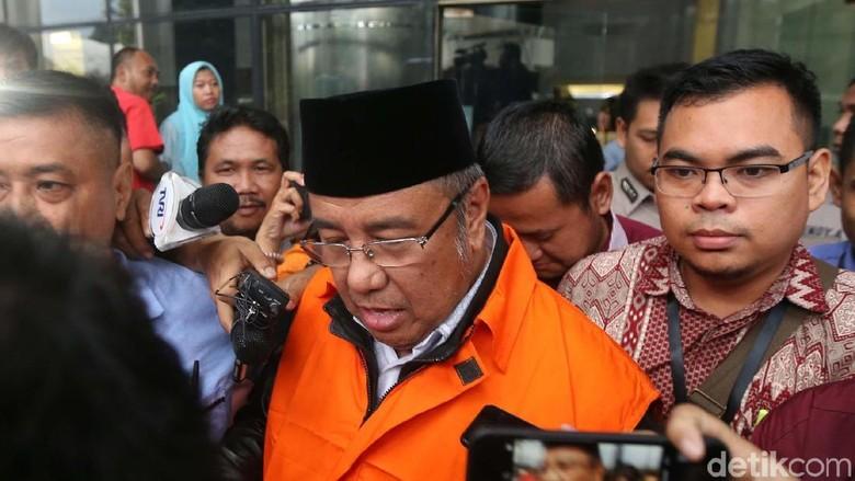 Cagub Sultra Lawan KPK Lewat Praperadilan