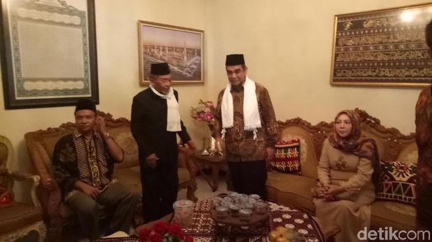 Ahmad Muzani Sambangi Pimpinan Ponpes Darunnajah