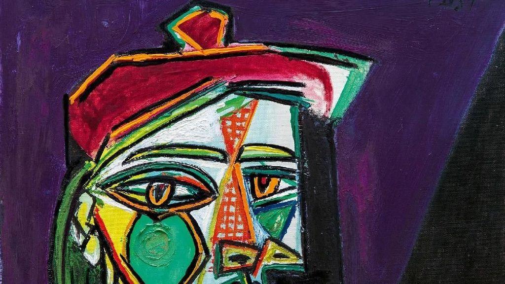 13 Lukisan Picasso Dibeli Rp 2,2 T oleh Satu Kolektor London