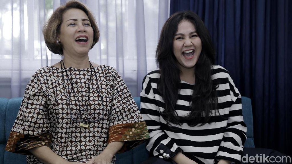 Obrolan Seru Bareng Sissy Prescillia dan Ibunda Soal Vanesha Prescilla