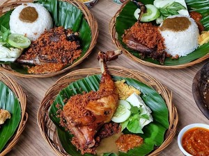 Buka Puasa Enaknya Makan Makan Bebek Goreng Pedas di 5 Tempat Ini!