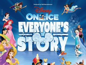 Disney on Ice Kembali Hadir 18-22 April