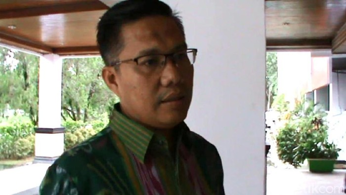Wakil Wali Kota Kendari Sulkarnain