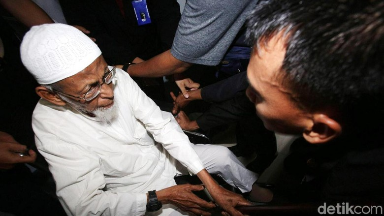 Baasyir akan Pindah Rutan, Wiranto: Pesan Presiden soal Kemanusiaan