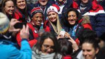 Foto: Selfie Atlet Olimpiade dengan Ivanka Trump Berujung Kontroversi