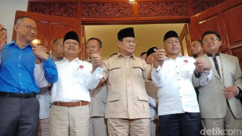 PKS Pastikan Dukung Prabowo di Pilpres 2019