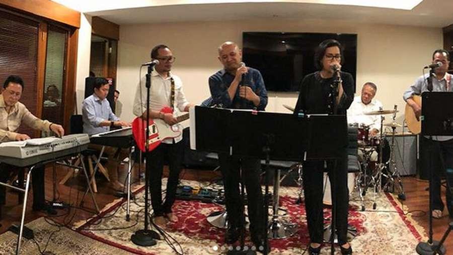 Begini Serunya Elek Yo Band Latihan untuk BNI Java Jazz 2018