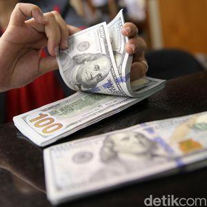 Dolar AS Pagi Ini Mereda ke Level Rp 14.388