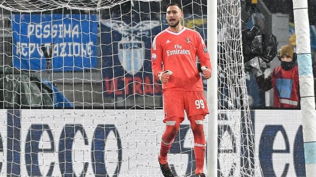 Gianluigi Donnarumma percaya AC Milan merupakan tim yang solid.