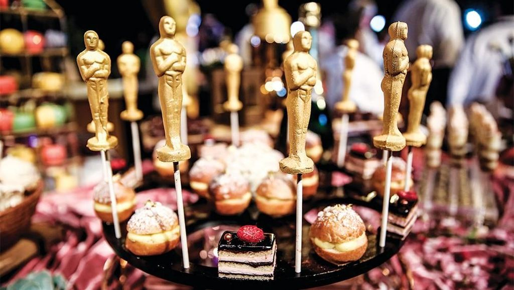 Bingkisan Makanan dan Minuman Rp 1,3 M Disiapkan untuk Para Bintang Nominasi Oscar