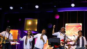 Tribute to Whitney Houston di BNI Java Jazz
