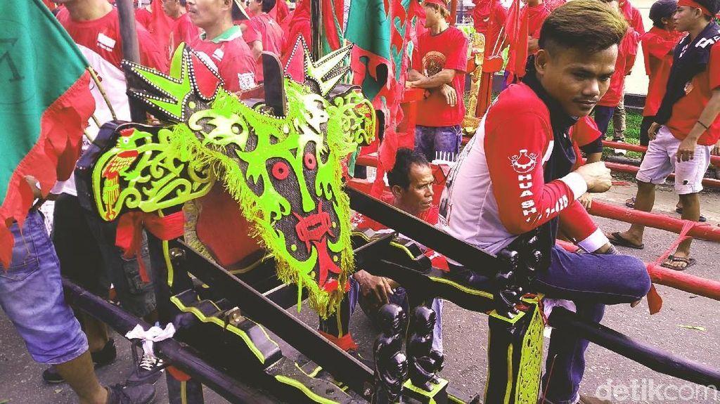 Ada Tatung Anak-anak di Cap Go Meh Singkawang 2018