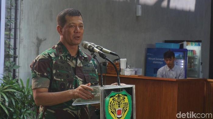 Pangdam Siliwangi Mayjen TNI Doni Monardo