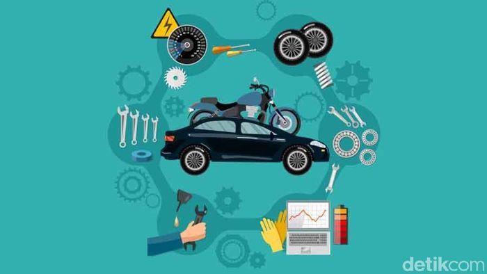 Tips Perawatan Motor Mobil
