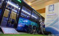 Bus Listrik Bisa Diakali Supaya Bersuara