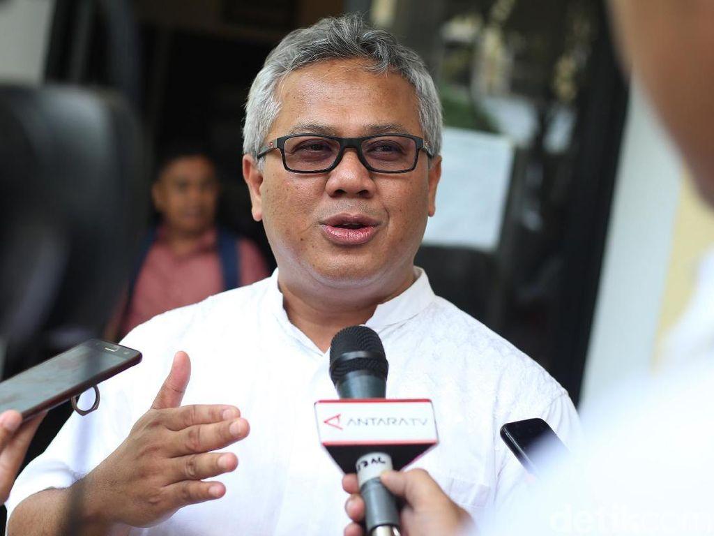 Ketua KPU: Berkas Caleg Hanya Diterima sampai Pukul 00.00 WIB